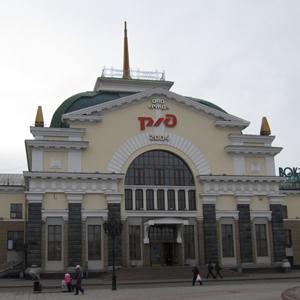 Железнодорожные вокзалы Алексеевки